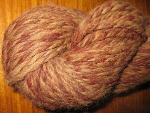 Canyon land sand yarn