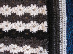 Daisy chain throw