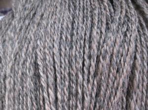 Yarn - Baby grey far 2
