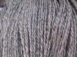 Yarn - Baby grey far 2