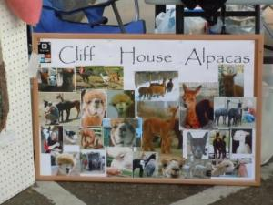Cliff House Sign