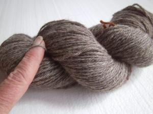 Rose Grey Yarn