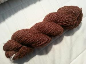 Yarn - Cherry Root Skein