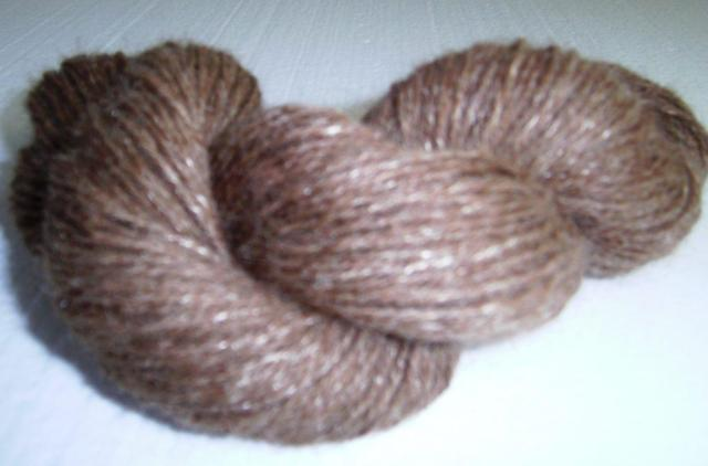 Palomino yarn
