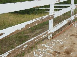 Rough Fence 1