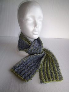 Lupine Scarf
