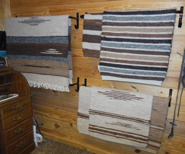 We still have some of our alpaca rugs in inventory